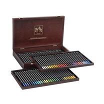 Caran D'Ache ชุดสีไม้ รุ่น Museum Aquarelle 76 สี ในกล่องไม้สุดหรู