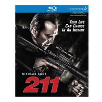 Blu-ray 211 โคตรตำรวจอันตราย