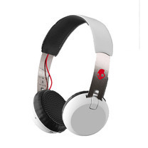 Skullcandy Wireless On-Ear Grind White