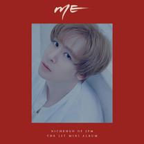 CD NICHKHUN (2PM) The 1st SOLO MINI Album ME THAILAND EDITION