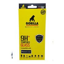 Gorilla Film Glass iPhone 6+ Full Black