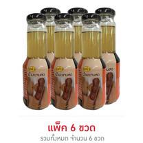 แก้ว น้ำมะขามสด (แพ็ก 6 ขวด)