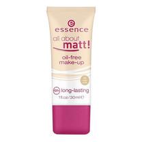 Essence all about matt! oil-free make-up foundation 30มล. #05