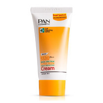 Pan SPF30 Broad Spectrum Sunscreen Cream 30ก.#White