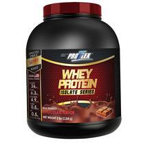 Proflex Isolate Chocolate เวย์โปรตีน กลิ่นช็อคโกแลต ขนาด 5 ปอนด์