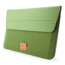 "Cozistyle Stand Sleeve 15"" Poly Fabric (ARIA Collection) Green"