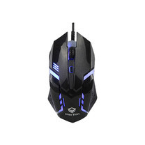 Meetion เม้าส์เกม USB Wired Backlit Mouse M371