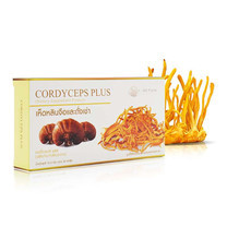 AU Farm Cordyceps plus Linzhi 30 แคปซูล/ขวด