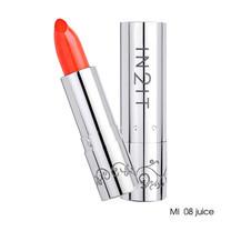 IN2IT Moisture Intense Lipstick 4 ก. #MI08 Juice