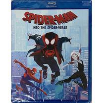Blu-ray Spider-Man: Into The Spider-Verse สไปเดอร์-แมน: ผงาดสู่จักรวาล-แมงมุม
