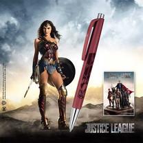 Caran D'Ache ปากกาลูกลื่น 888 อินฟินิท รุ่น Justice League - Wonder Woman