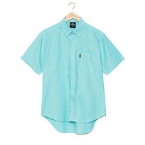 BJ JEANS Shirt BJWS-1105 #Vibrant Pop Green Size L