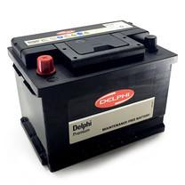 DELPHI แบตเตอรี่ สีดำ รุ่น DIN54R-SMF