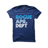 Rogue T-Shirt MST-21 Blue SizeM