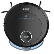 IGGOO Robot Vacuum Cleaner Wise GX3 Black