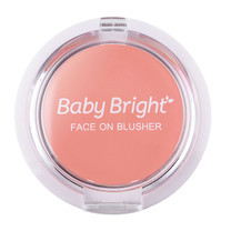 Baby Bright Face On Blusher 5 ก. #02 Jung Mi