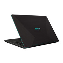 Asus Notebook A570ZD-DM334T AMD R5-2500U 2GH 8G SSD512 V4G W10 Plastic with black IMR and Lightning Blue slide