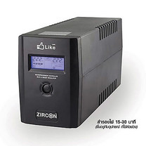 Zircon UPS Like 1000VA Black