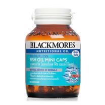BLACKMORES ODOURLESS Fish Oil Mini cap 60 capsules/bottle