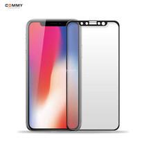 Commy 5D Hard Edge iPhone X