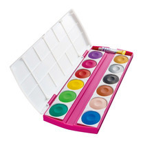 Pelikan Opaque Paint กล่อง PI 12 (Princess) 12 Colors