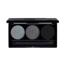 Nario Llarias Eyeshadow Palette #P09 Smoky Glam