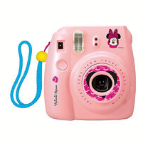 Fujifilm Instax Mini 8 Minnie Mouse Pink