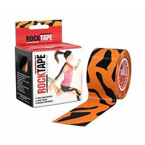 ROCKTAPE Model Standard Tiger Colour Size 5 ซม. x 5 ม.