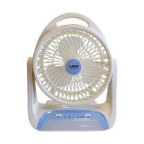 AIKO พัดลม Mini Rechargeable KN-2816 ฟ้า-ขาว