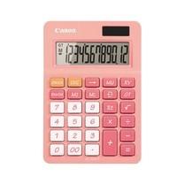 Canon Desktop Calculator รุ่น AS-120V II Strawberry Pink