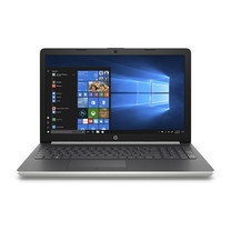 HP Notebook 15-db0003AX Natural Silver