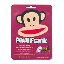 Paul Frank Green Wine Antioxidants & Wrinkle Serum Mask Sheet