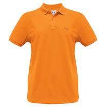 GUY GUY LAROCHE เสื้อโปโล QUICK DRY สีเหลือง DKL7750