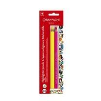 Caran D'Ache ชุดดินสอสีสะท้อนแสง 2 แท่ง