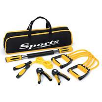 Thai Sports FITNESS เซ็ต 4 ชิ้นSG-1059 Yellow + bag