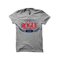 Rogue Men T-Shirt MST-26 Gray SizeXXL