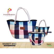 Pahkahmah กระเป๋ารุ่น Basket Bag BKB-A3