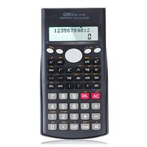 Deli Scientific Calculator เครื่องคิดเลขวิทยาศาสตร์ No.1710