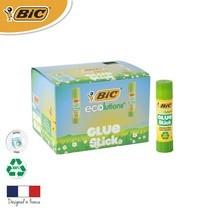 BIC กาวเเท่ง 8 กรัม Ecolutions (30 แท่ง/กล่อง)