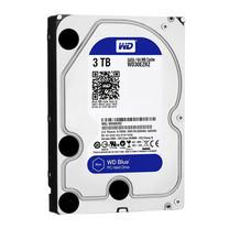 """WD Caviar Blue 3.5"""" HDD SATA3(6Gb/s) 64MB 5400RPM 3 TB (WD30EZRZ)"""