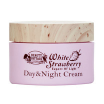 Beauty cottage WHITE STRAWBERRY EXPERT OF LIGHT DAY & NIGHT CREAM 50 มล.