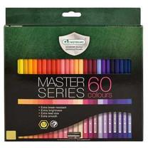 ดินสอสีมาสเตอร์อาร์ต 60 สี