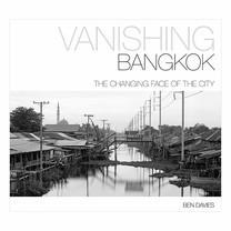 หนังสือ Vanishing Bangkok