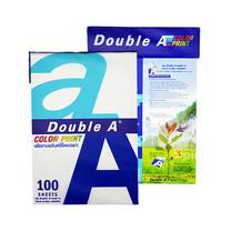 Double A Color Print กระดาษถ่ายเอกสาร 90 แกรม 100 แผ่น/แพ็ก