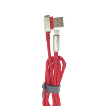 Eloop Charger Cable Lightning S21 Red