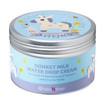 SeaNtree Donkey Milk Water Drop Cream-4 200 ก.