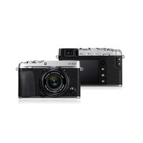 Fujifilm Mirrorless Camera X-E3 Body Silver