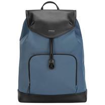 "Targus กระเป๋าโน๊ตบุ๊ค 15"" Newport Drawstring Backpack (Fit up to 15"" Macbook Pro) Blue"