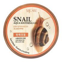 MJ CARE SNAIL AQUA SOOTHING GEL