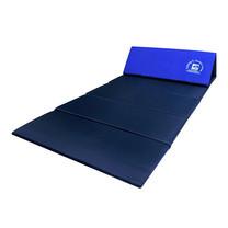 แผ่นพับรองนอน ขนาด 20 มม รหัส 303-206 สีน้ำเงินกรมท่า